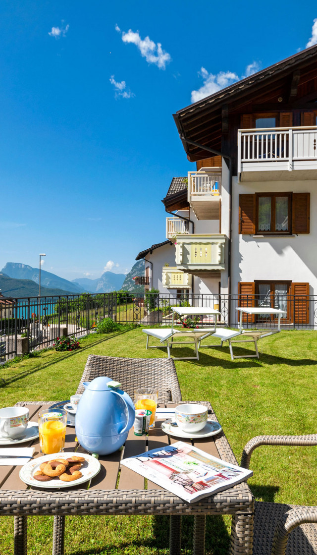 residenza pineta apartments in molveno